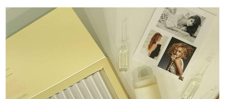Система против выпадения волос NO GRAVITY от OYSTER Cosmetics